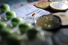 Zuzahlungen gelten für Medikamente, Heilmittel und Behandlungen